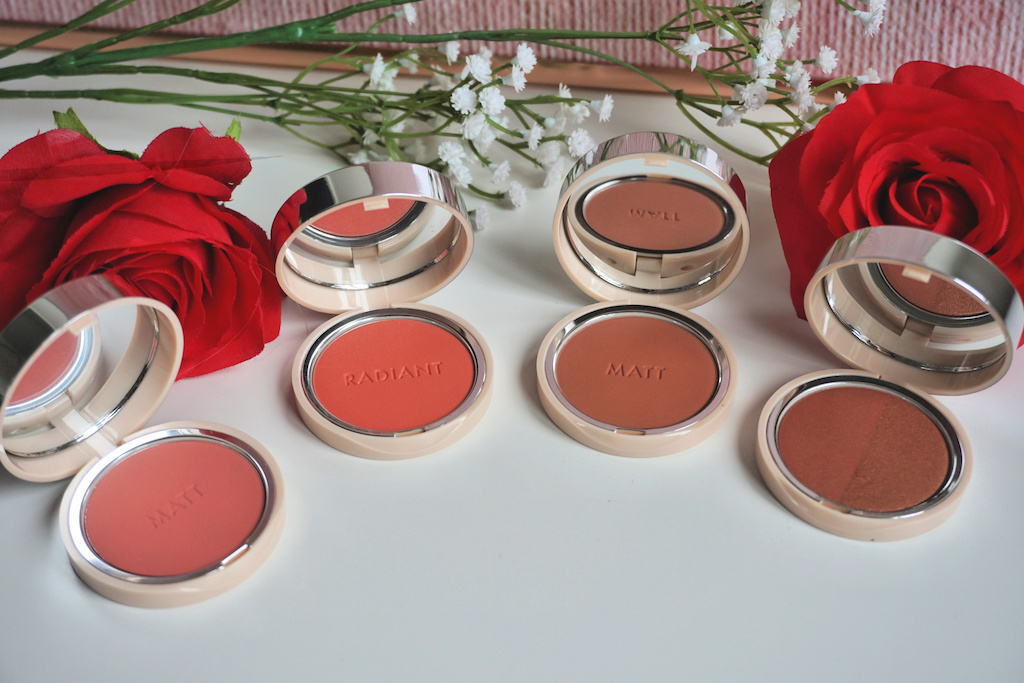 Pupa Milano Extreme Blush Collectie (duo review)