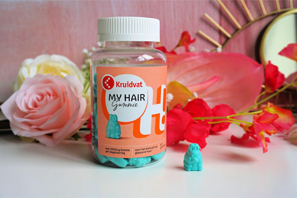Kruidvat Oh My Hair Gummies Review