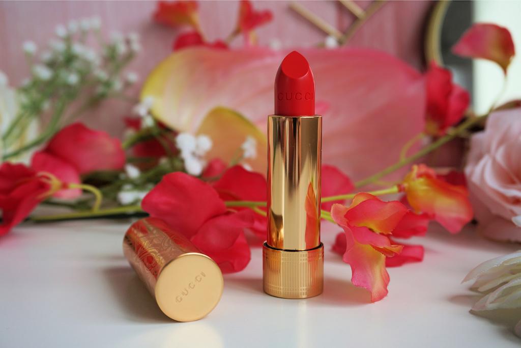 Gucci Beauty Rouge à Lèvres Satin Lipstick