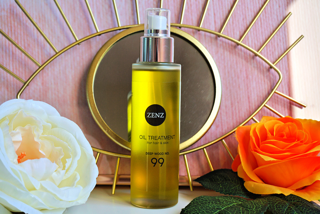 ZENZ Oil Treatment Deep Wood No. 99 voor Haar & Huid