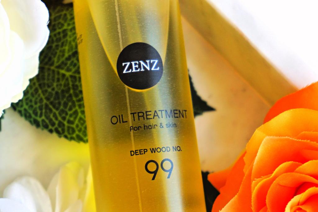 ZENZ Oil Treatment Deep Wood No. 99 Review