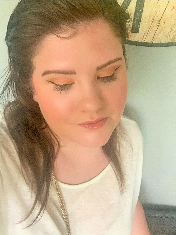 UNG Cosmetics Lipgloss in de kleur Bronzed It