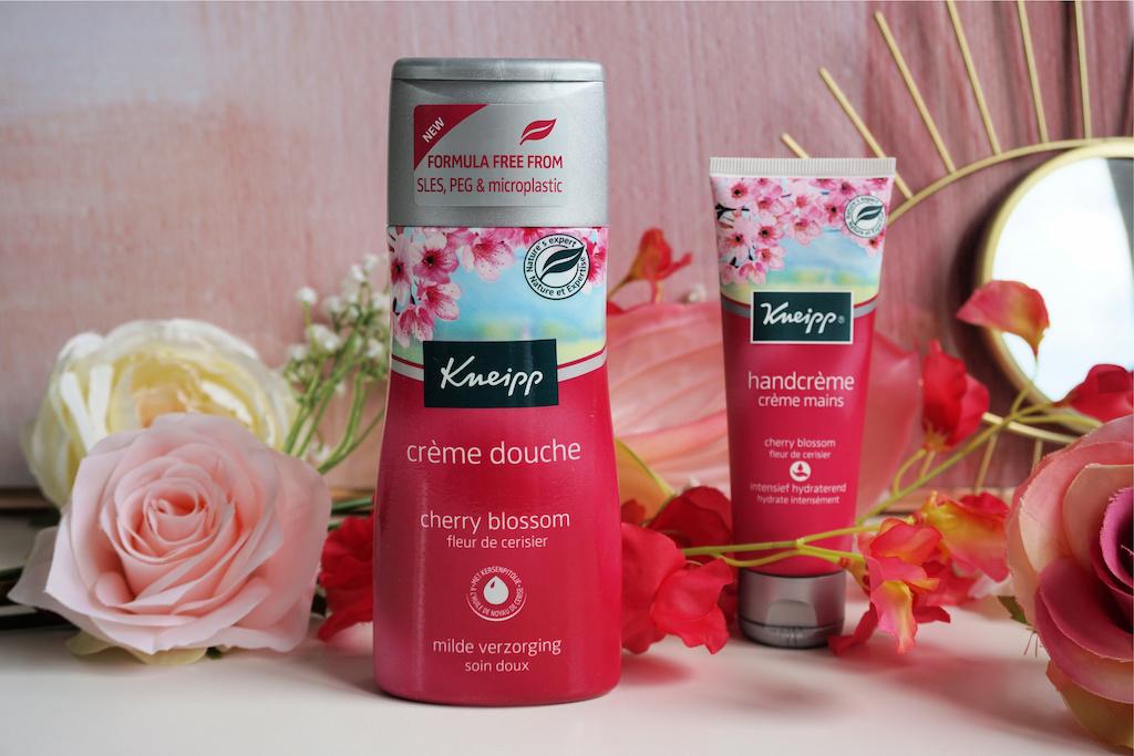 Kneipp Cherry Blossom Crème Douche & Handcrème