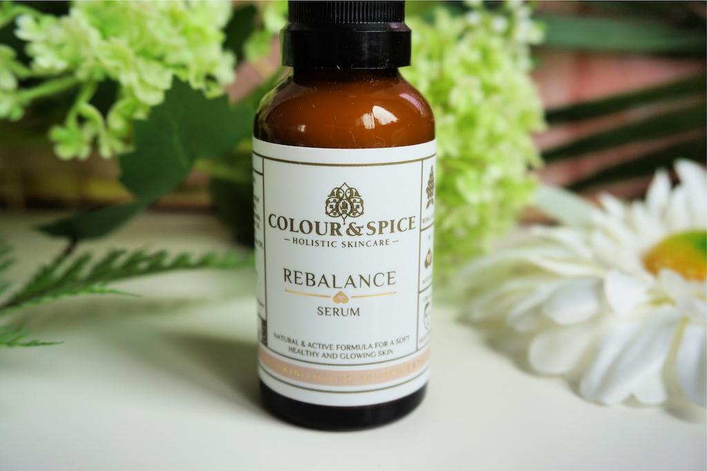 Colour & Spice Rebalance Serum review