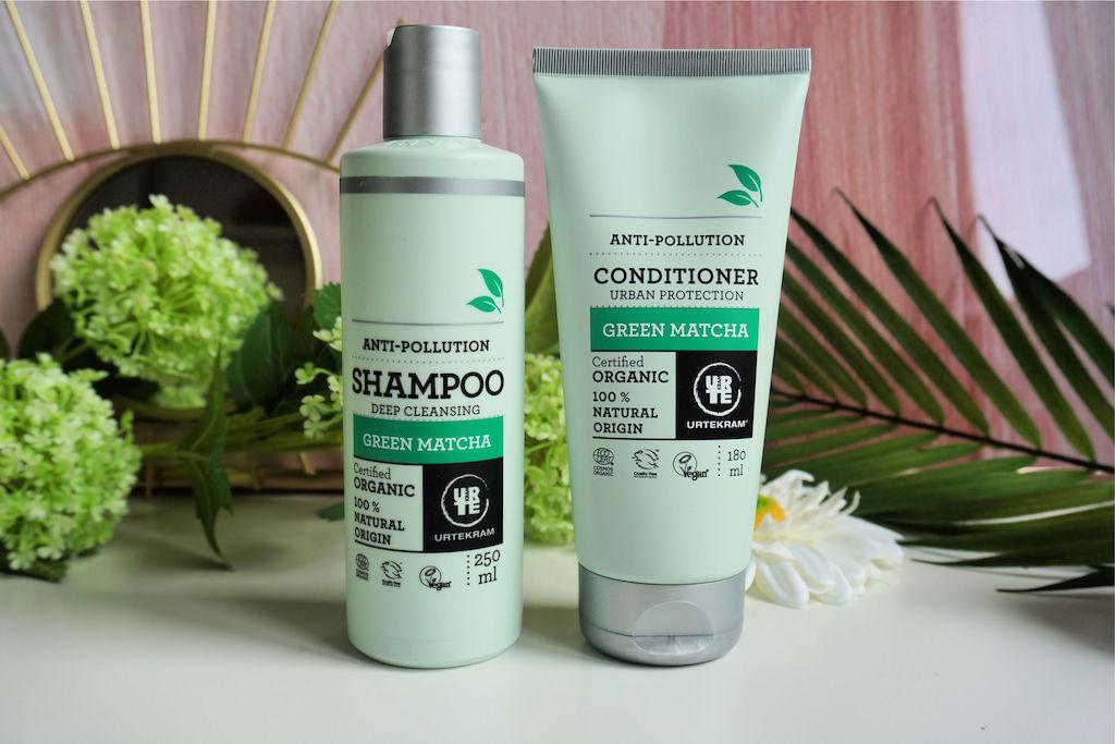Urtekram Green Matcha Shampoo & Conditioner Review