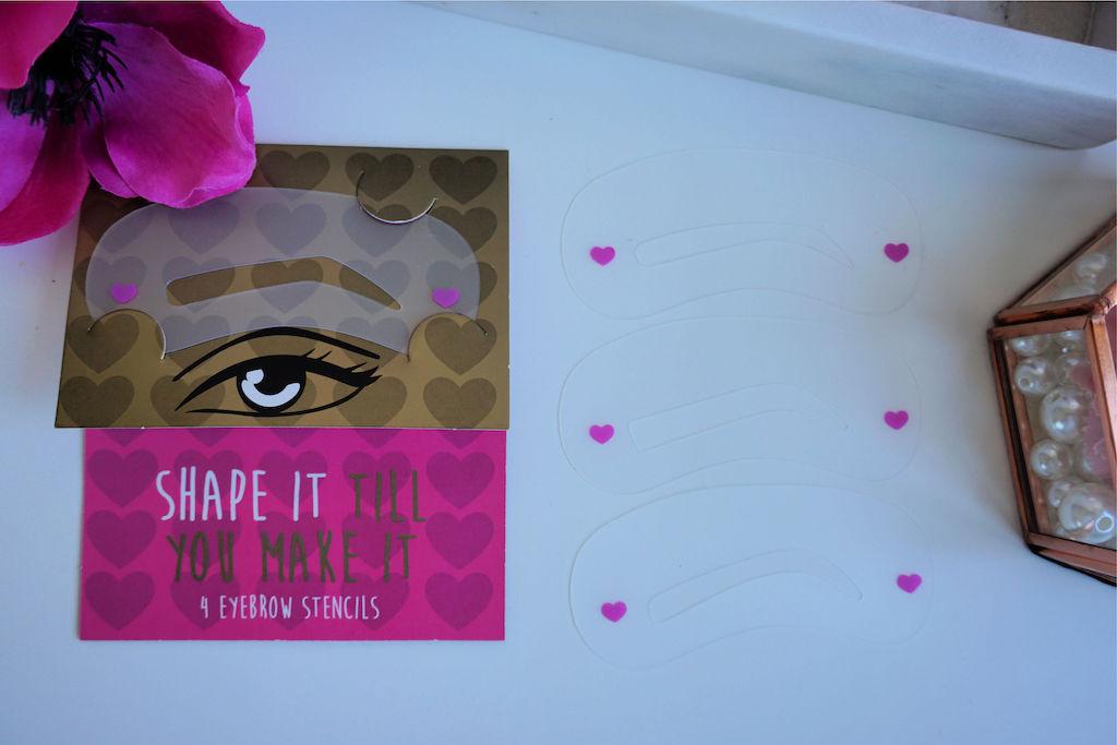 Hema Eyebrow Stencils Review
