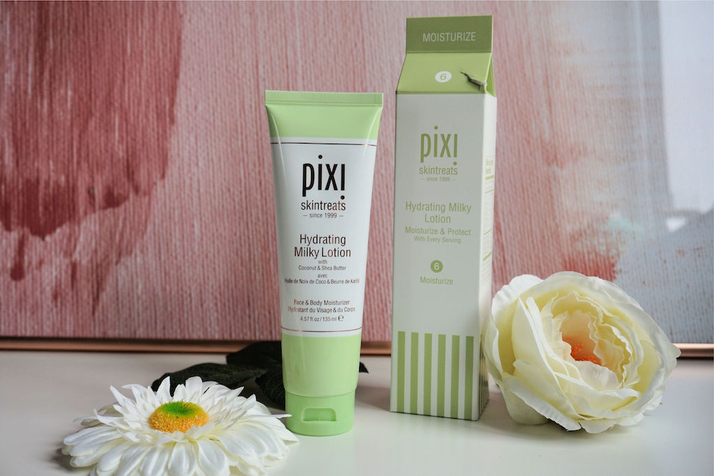 Pixi Hydrating Milky Lotion - Moisturizer Review