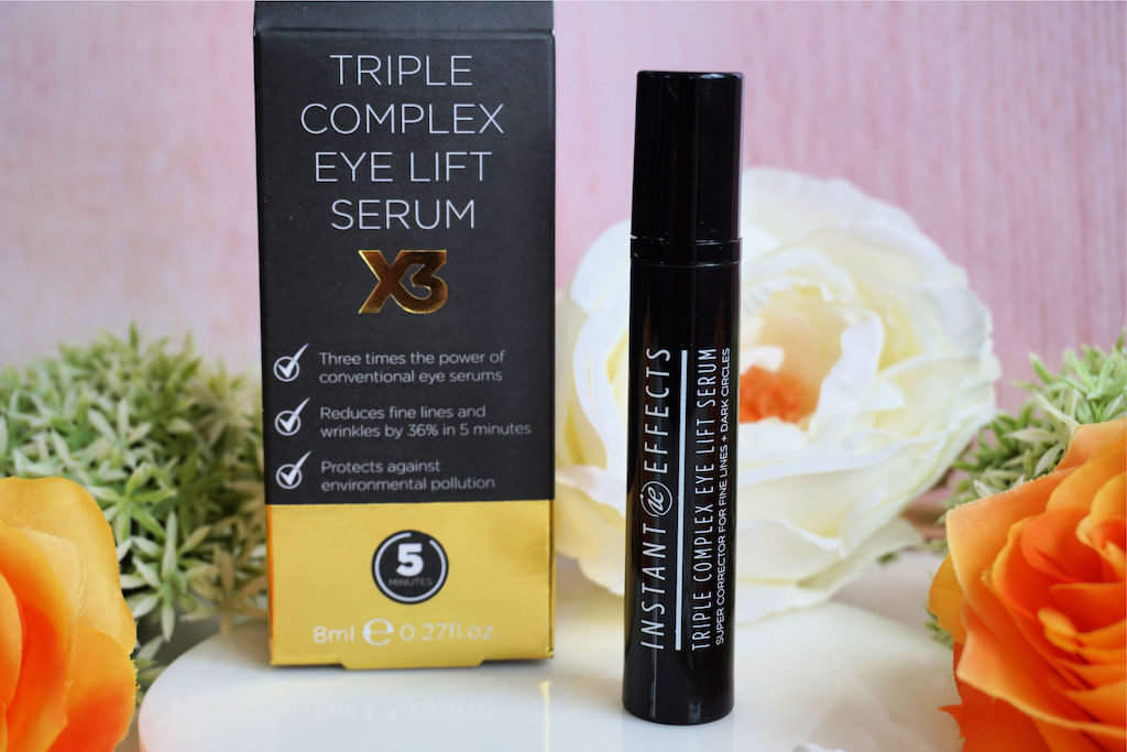 Instant Effects Triple Complex Eye Lift Serum Oogserum Review