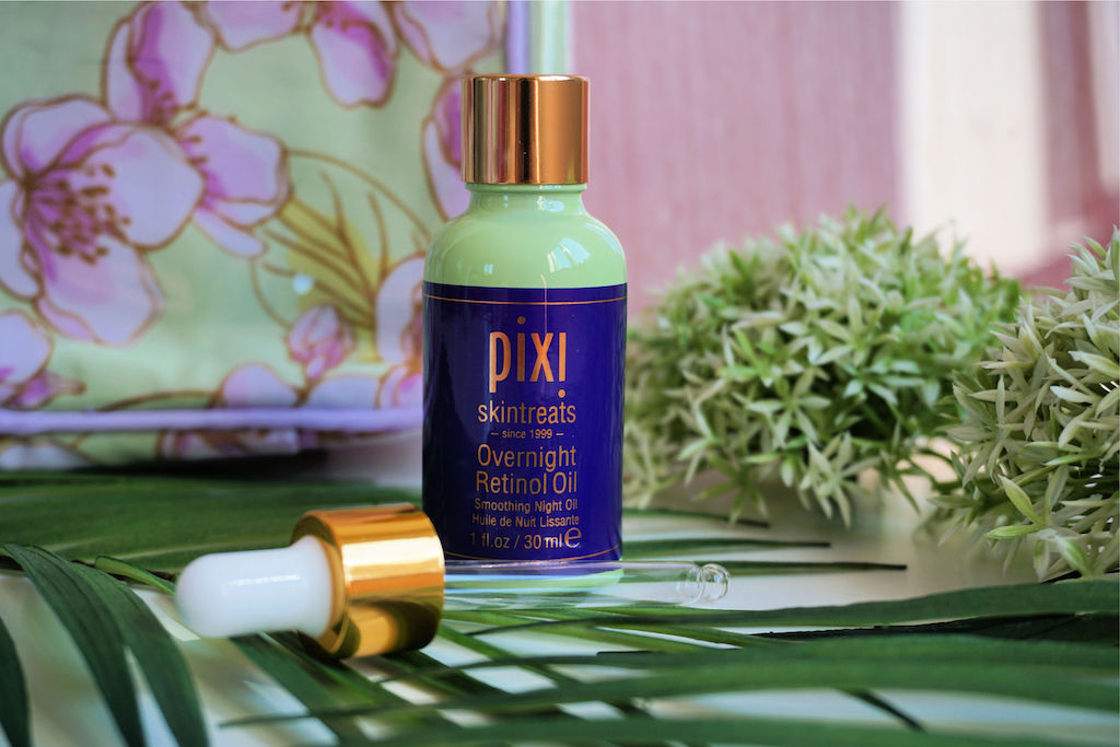 Pixi Overnight Retinol Oil Gezichtsolie review