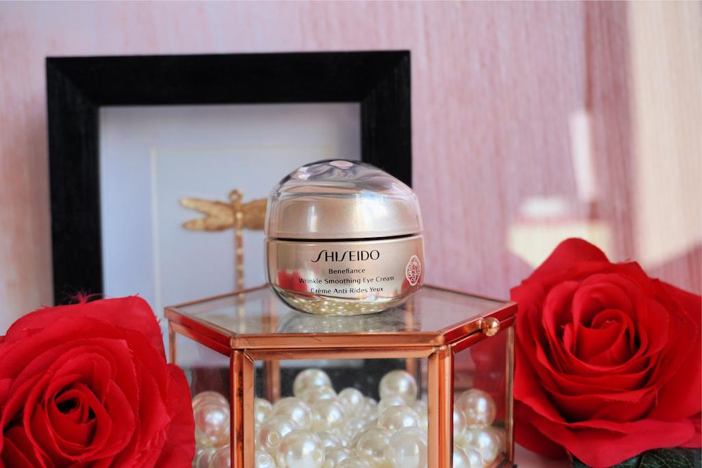 Shiseido Wrinkle Smoothing Eye Cream Oogcrème