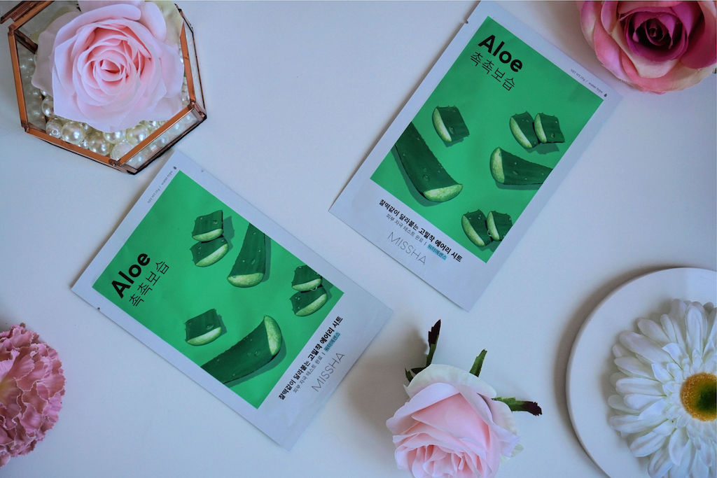 Missha Airy Fit Sheet Masker Aloe Review