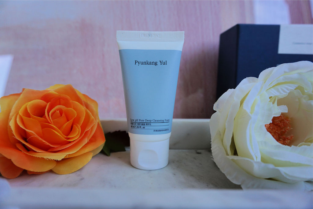 Pyunkang Yul Low pH Pore Deep Cleansing Foam Review