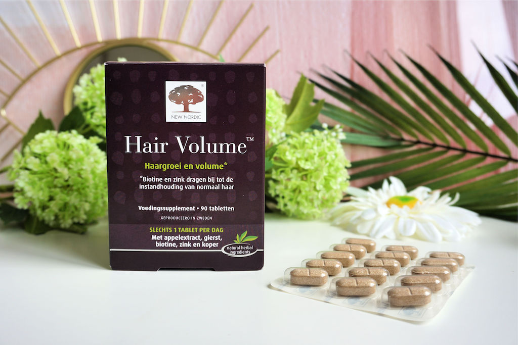 New Nordic Hair Volume Tabletten | Haarvitaminen