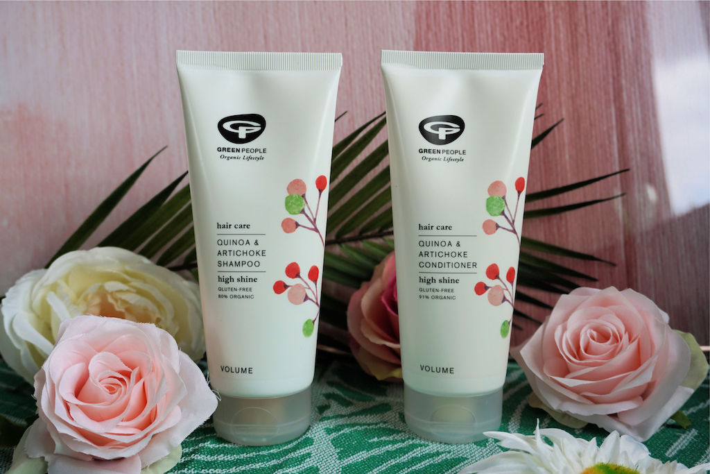 Green People Quinoa & Artichocke Shampoo en Conditioner Review