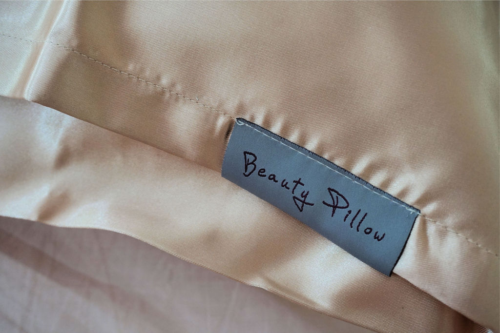Beauty Pillow: Hèt Satijnen Kussensloop