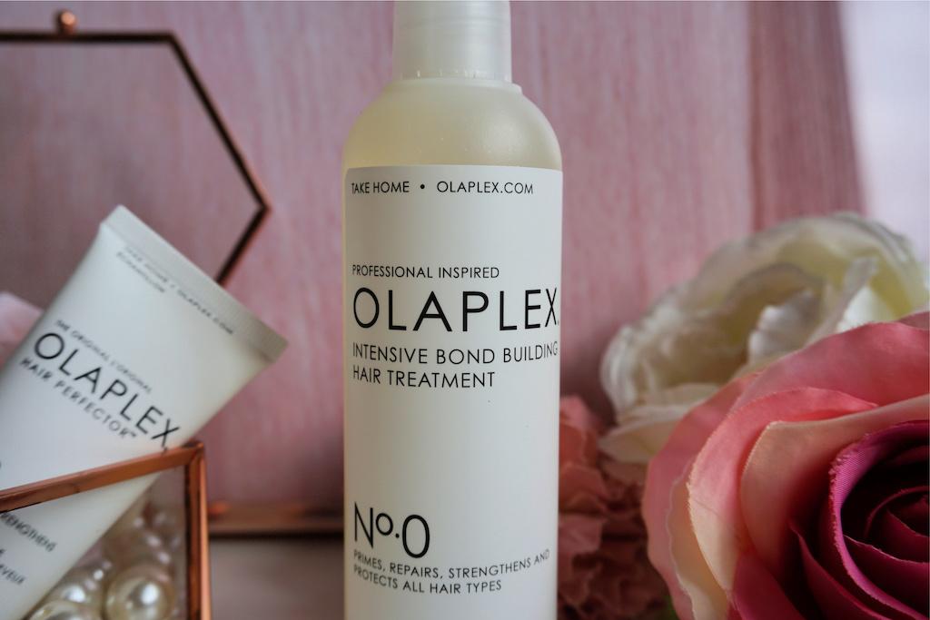 Olaplex No. 0 Intensive Bond Building Hair Treatment Review