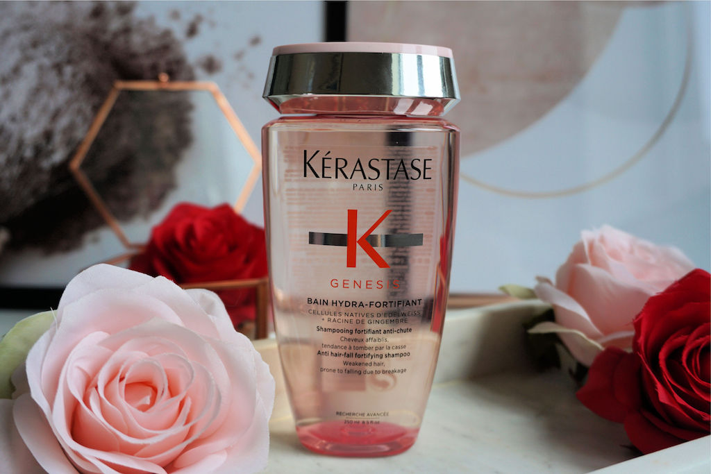 Kérastase Genesis Shampoo & Conditioner (Fondant) review