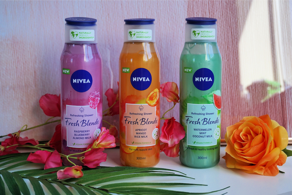 NIVEA Fresh Blends Douchegel (duo review)