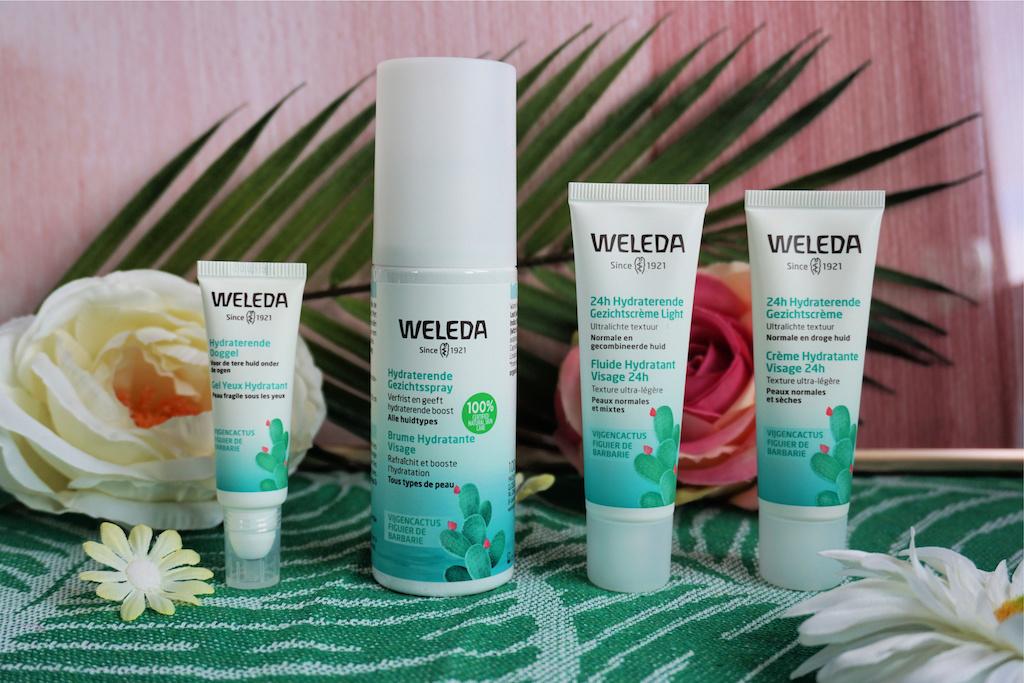 Weleda Hydraterende Gezichtsverzorging Review