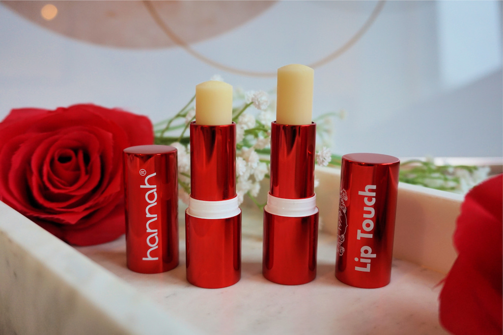 Hannah Lip Touch Lovely Innovating Plumper Review