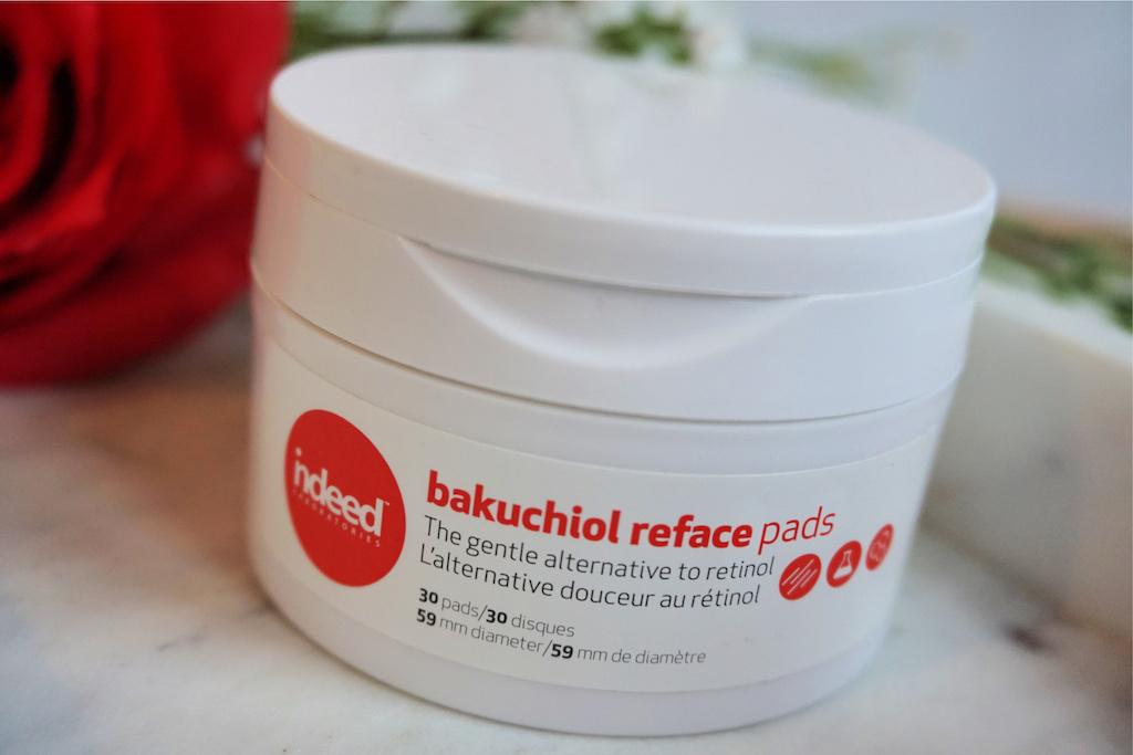 IndeedLabs Bakuchiol Reface Pads Gezichtsreiniging Review