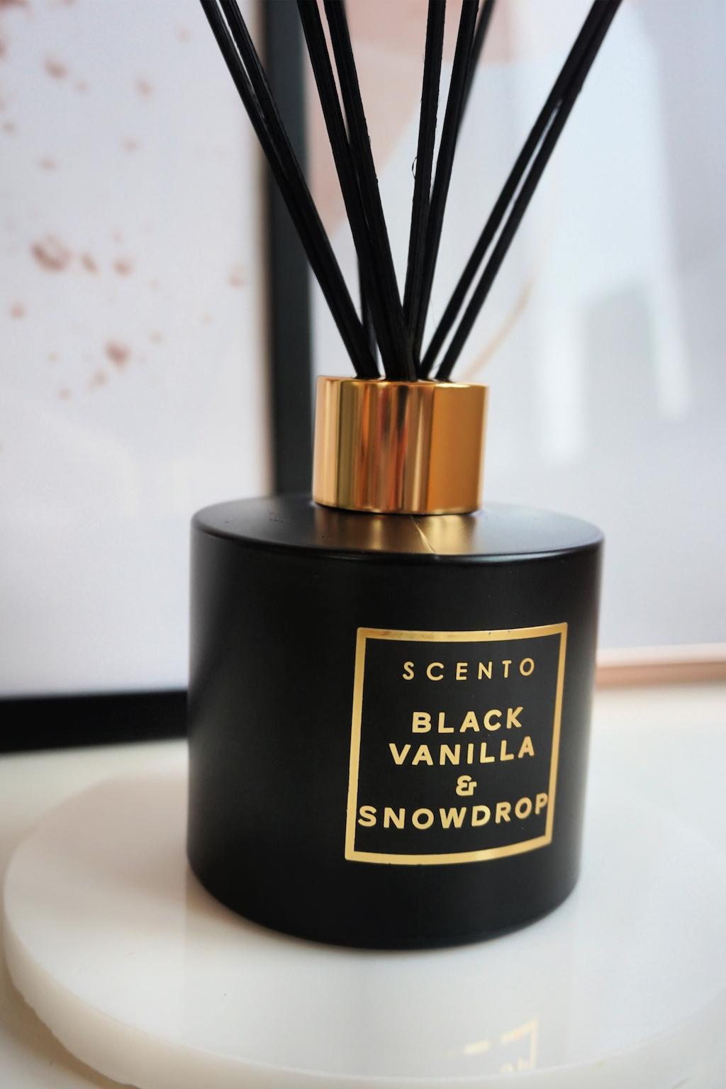 Scento Black Vanilla & Snowdrop Geurstokjes Review