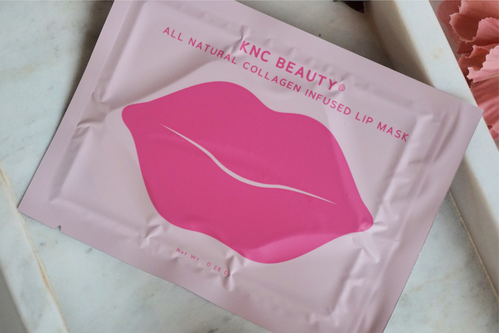 KNC Beauty The Lip Mask Review