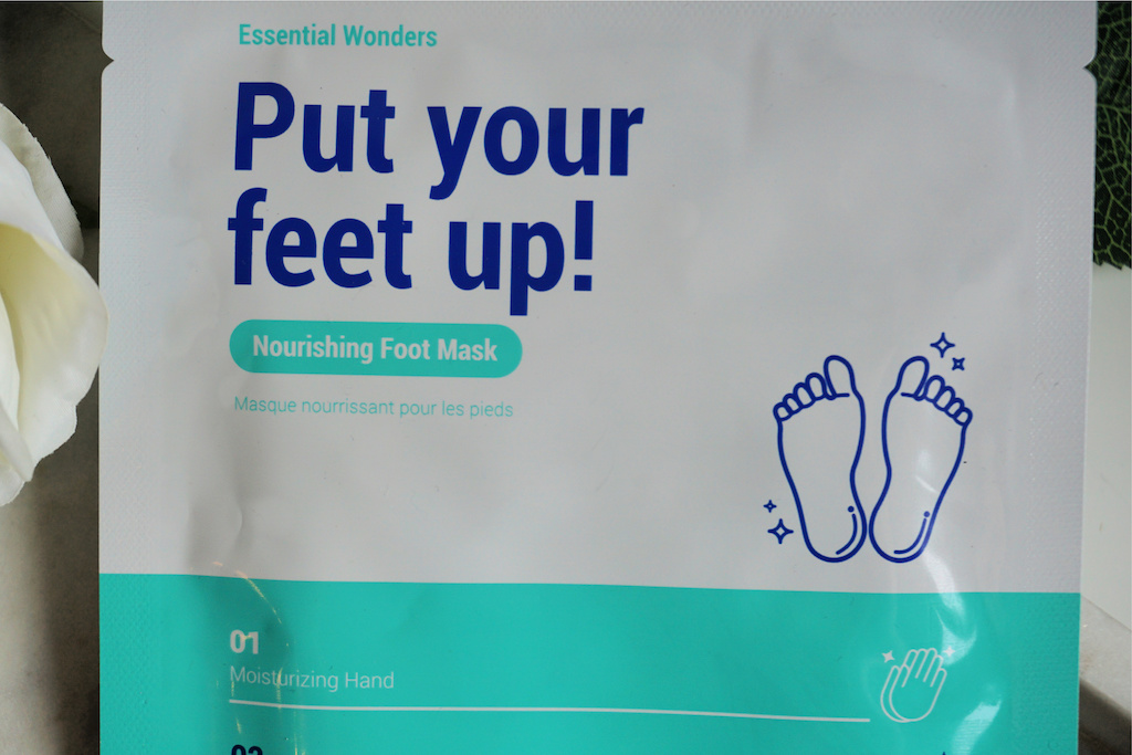 Leaders Put Your Feet Up Voetenmasker Review