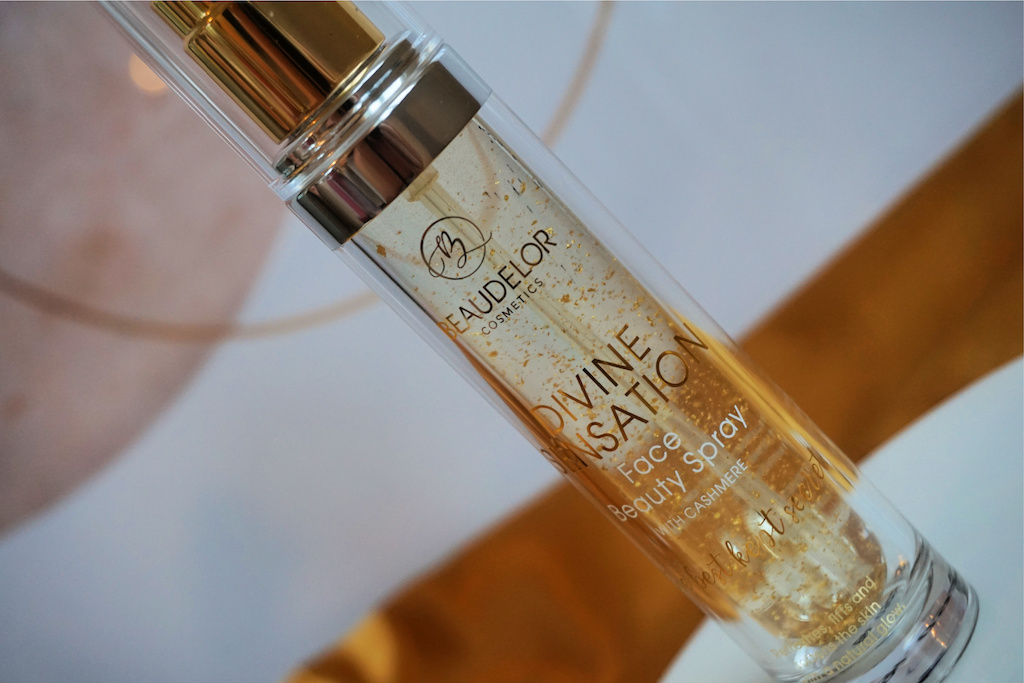 Beaudelor Divine Sensation Face Beauty Spray Review
