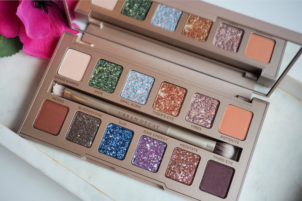 Urban Decay Stoned Vibe Oogschaduw Palette Review