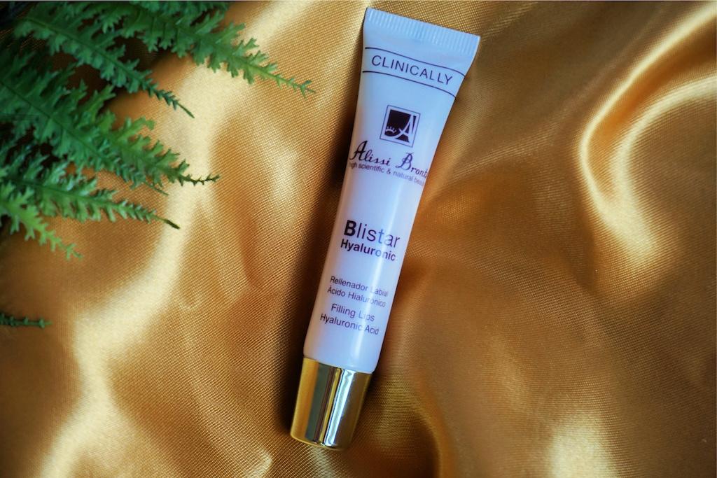 Alissi Brontë Blistar 24K Lip Repair with Gold Review