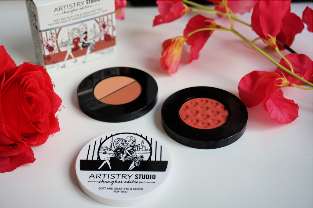 Artistry Studio Soft and Silky Eye & Cheek Pop Trio – Shanghai Edition