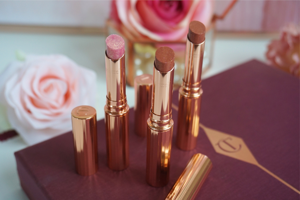 Charlotte Tilbury Pillow Talk Diamonds Lipstick (duo review)