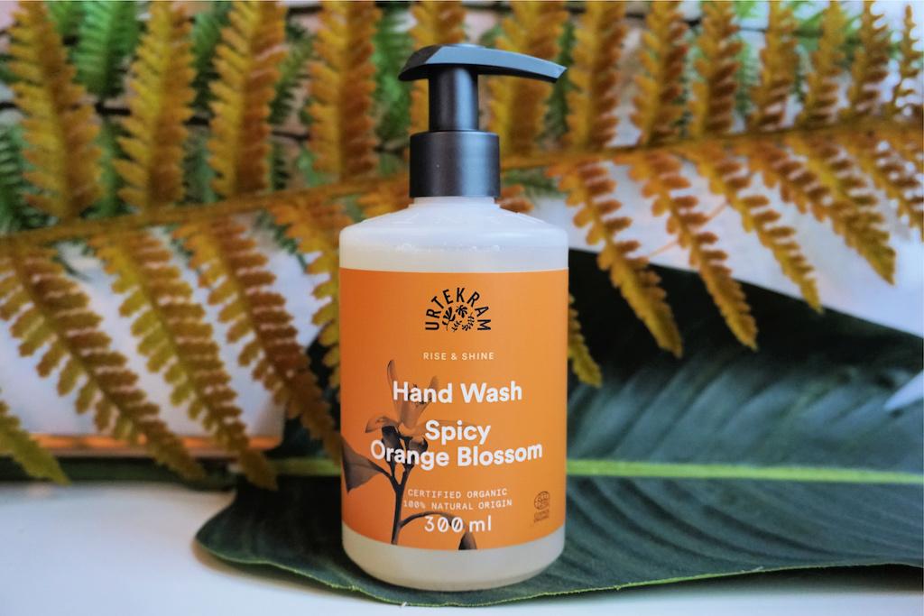 Urtekram Rise & Shine Handwash Review