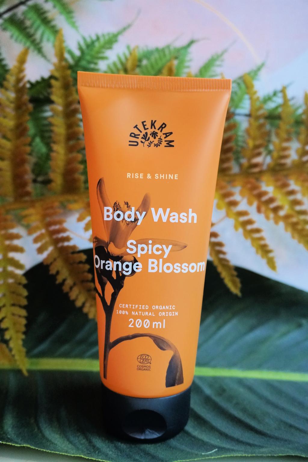Urtekram Rise & Shine Body Wash Review
