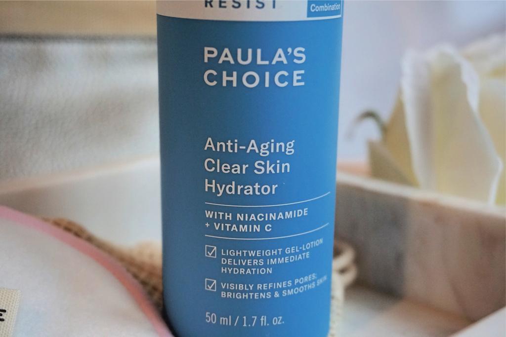 Paula's Choice Anti-Aging Clear Skin Hydrator Review