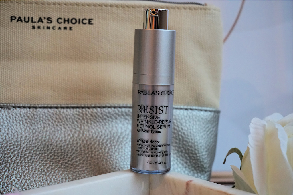 Paula's Choice RESIST Intensive Wrinkle-Repair Retinol Serum Review