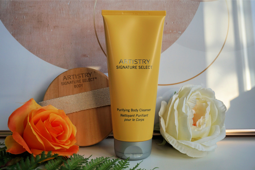 Artistry Signature Select Purifying Body Cleanser Review