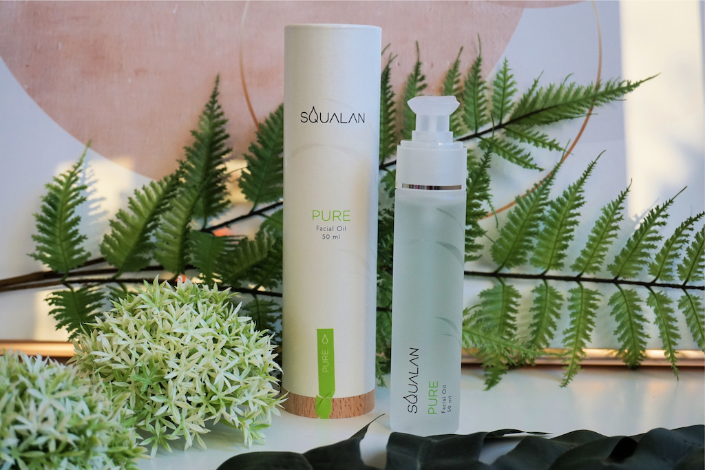 Squalan Pure Facial Oil (Duo Review)