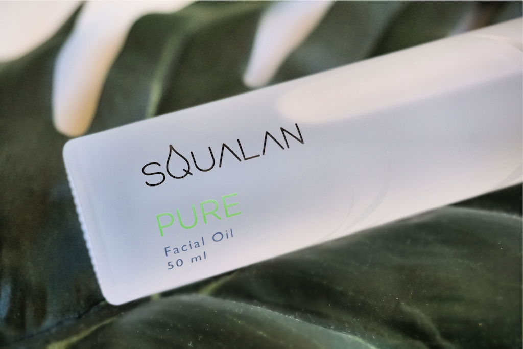 Squalan Pure Facial Oil Review