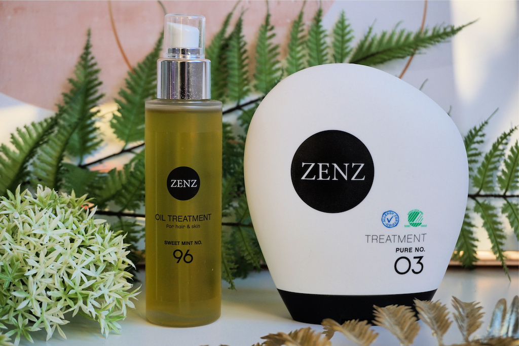 ZENZ Oil Treatment Sweet Mint No. 96 & Treatment Pure No. 03