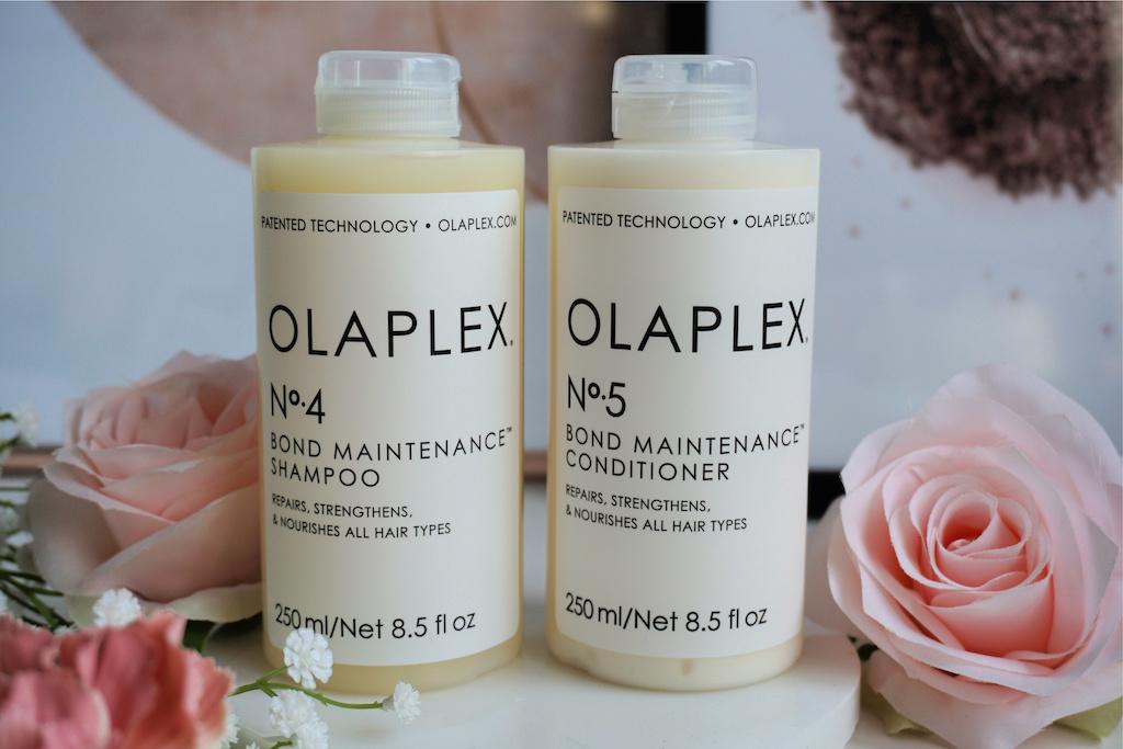 Olaplex No 4 Bond Maintenance Shampoo & Olaplex No 5 Bond Maintenance Conditioner review