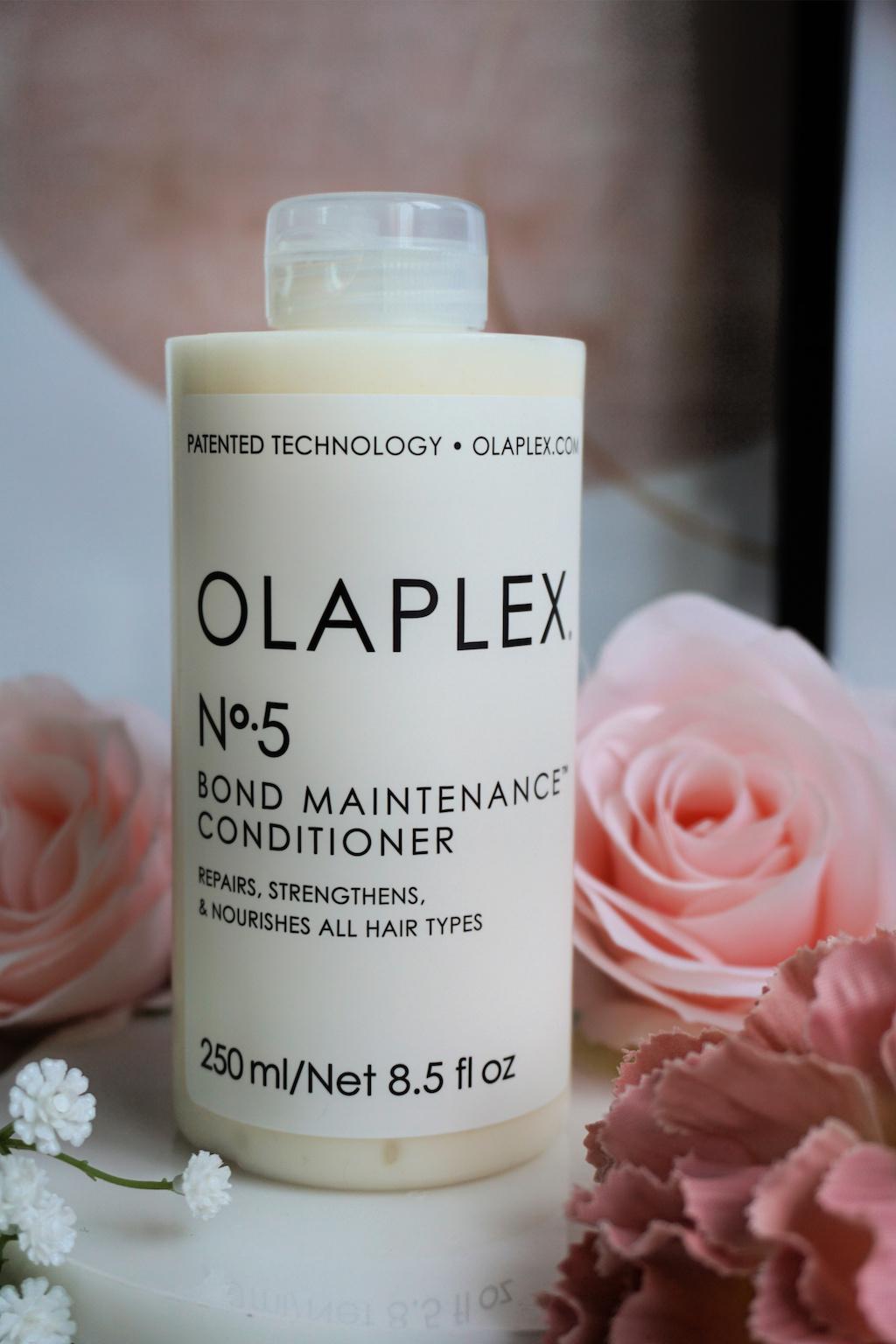 Over de Olaplex No 5 Bond Maintenance Conditioner Review