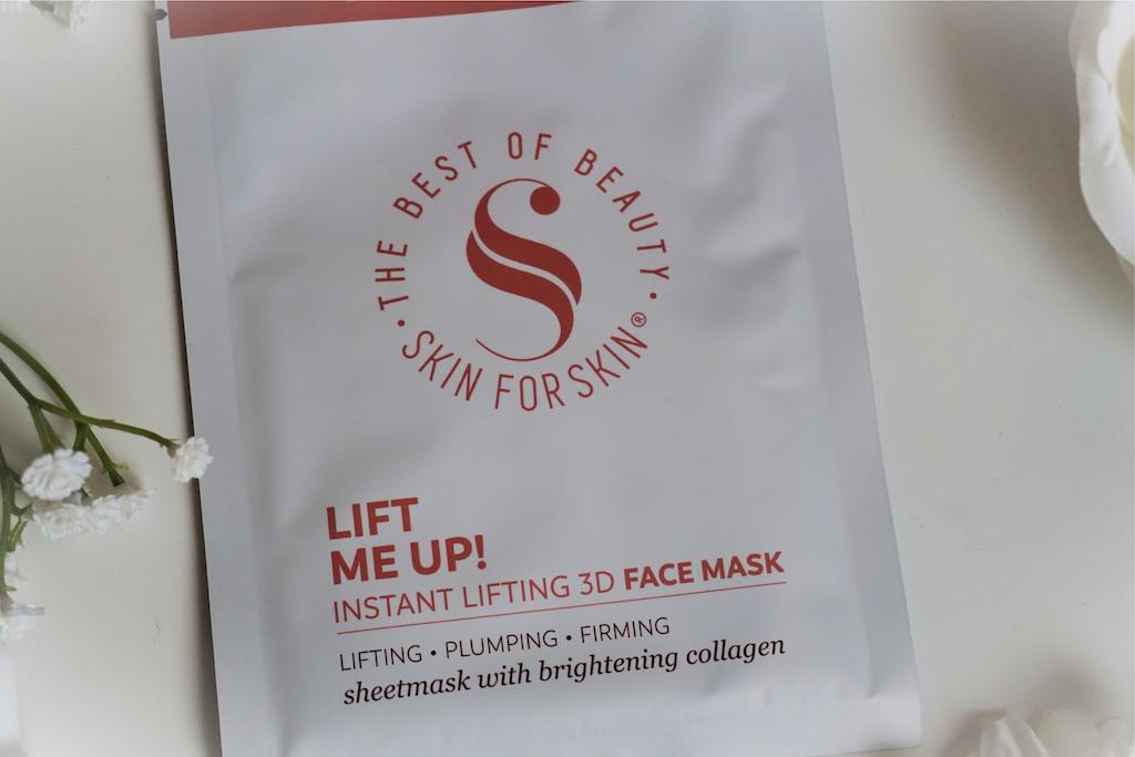 Skin for Skin Sheetmasker Lift Me Up