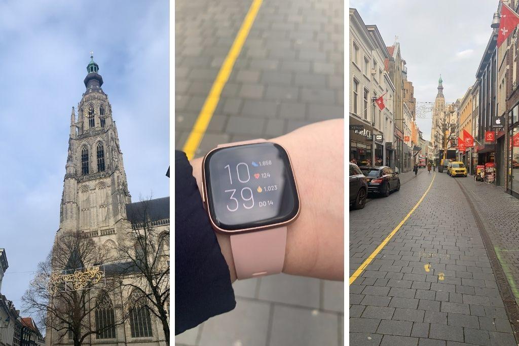Wandelen door Breda