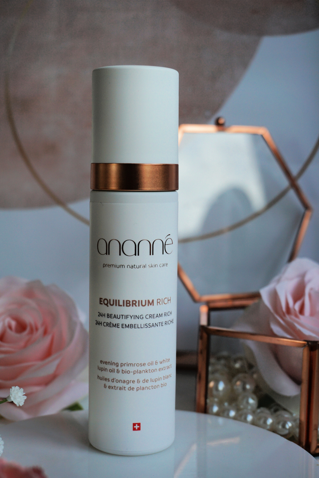 Ananné EQUILIBRIUM RICH 24h Beautifying Cream