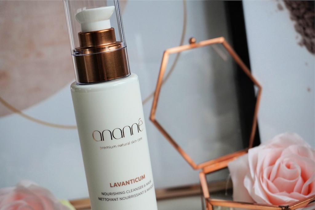 Ananné LAVANTICUM Nourishing Cleanser & Mask Review
