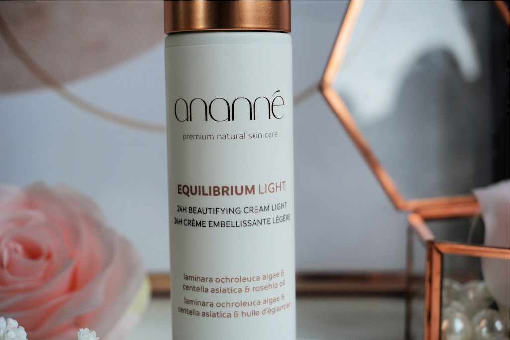 Ananné EQUILIBRIUM LIGHT 24h Beautifying Cream Review