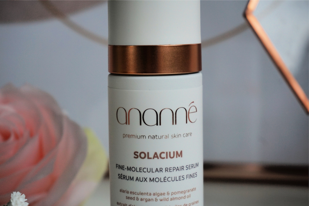 Ananné SOLACIUM Fine Molecular Repair Serum Review