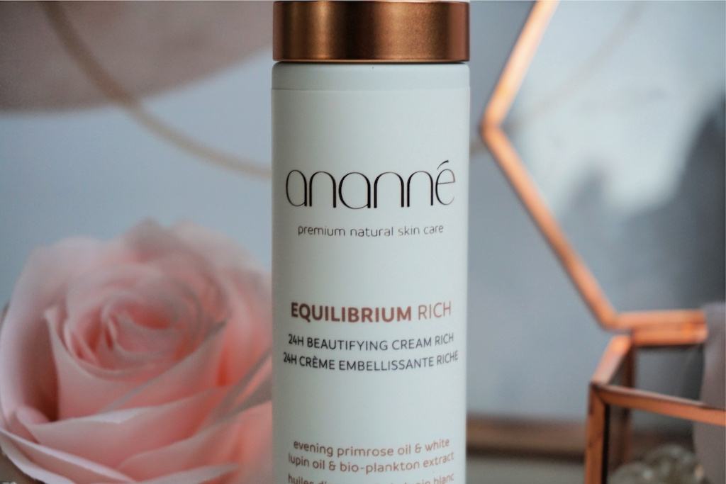 Ananné EQUILIBRIUM RICH 24h Beautifying Cream Review